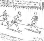 Running like a girl marathon