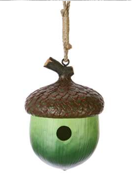 acorn birdhouse plans