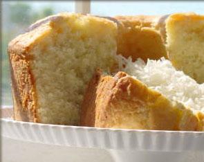 Baking: Coconut Cream Pound Cake | Daily Foolishness