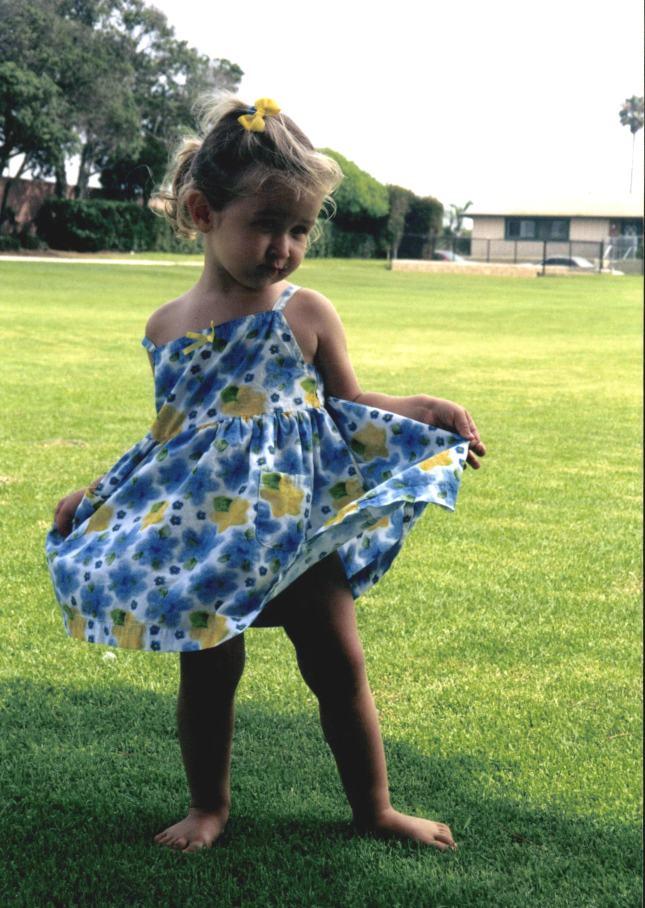 Ayla August 2001